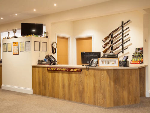 Mendip Shooting Club reception