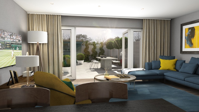 Cityglades housing development_Internal