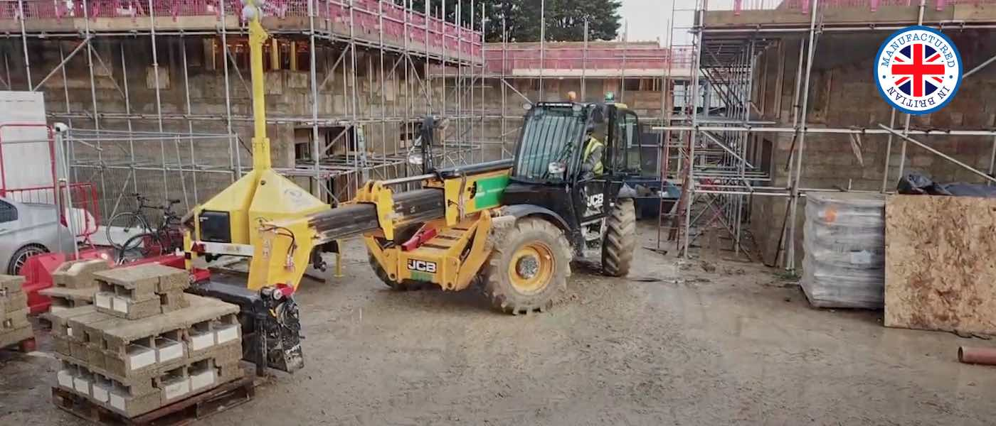 Simple, quick and cost-effective alternative to brick, block & timber construction